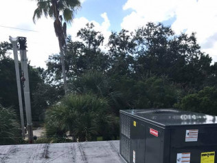 commercial HVAC installation sarasota fl